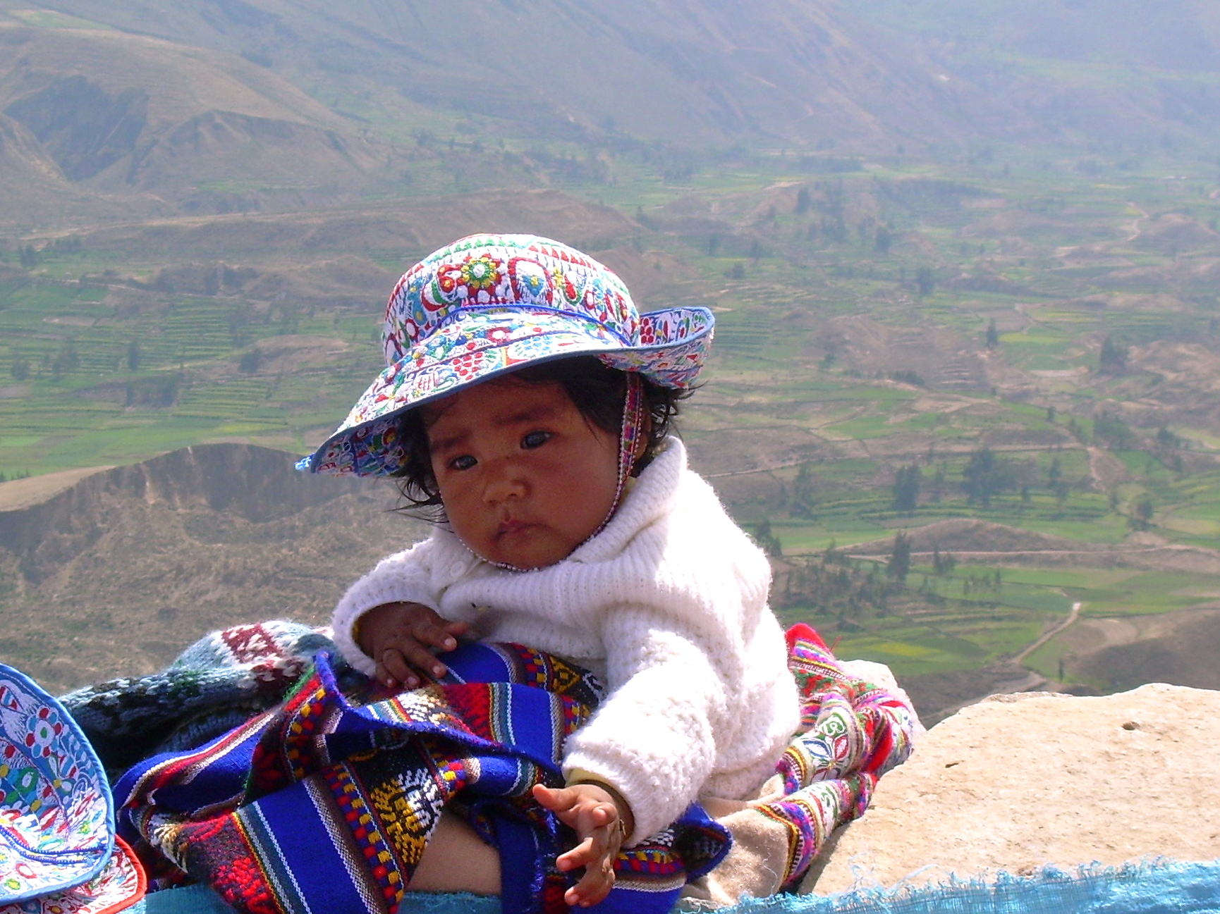 Pictures Of People In Peru