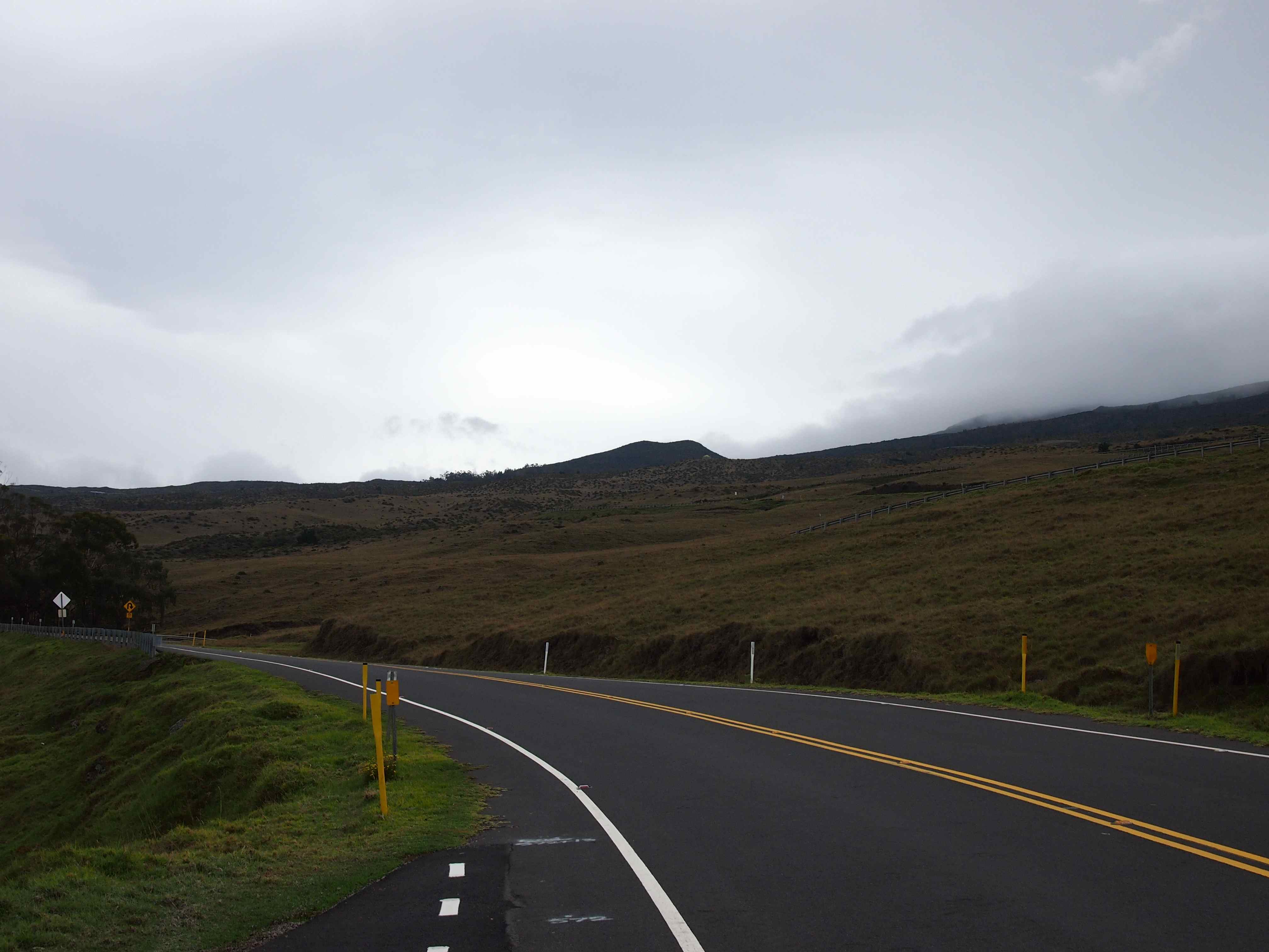 Haleakala Road