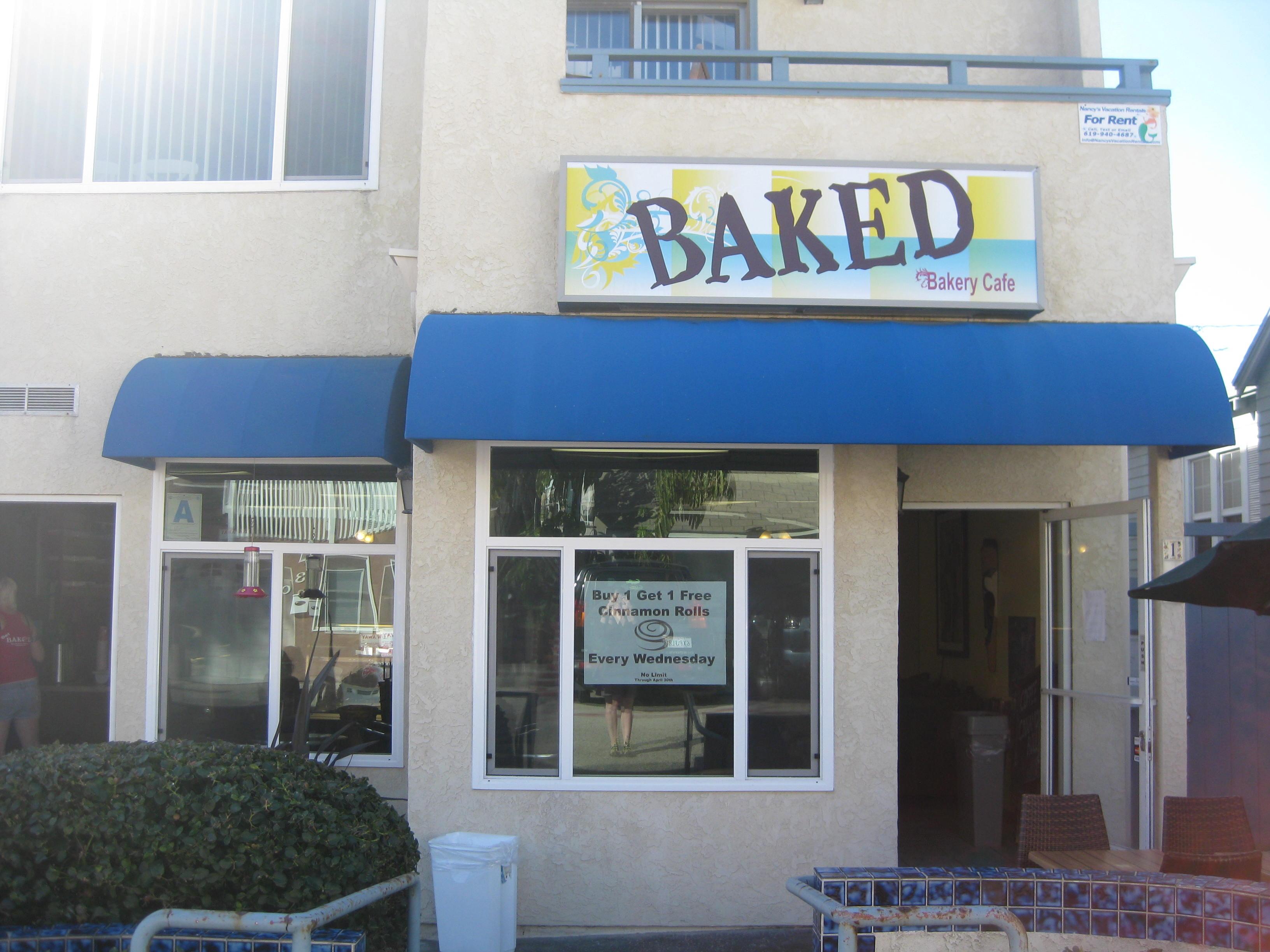 Baked Cafe