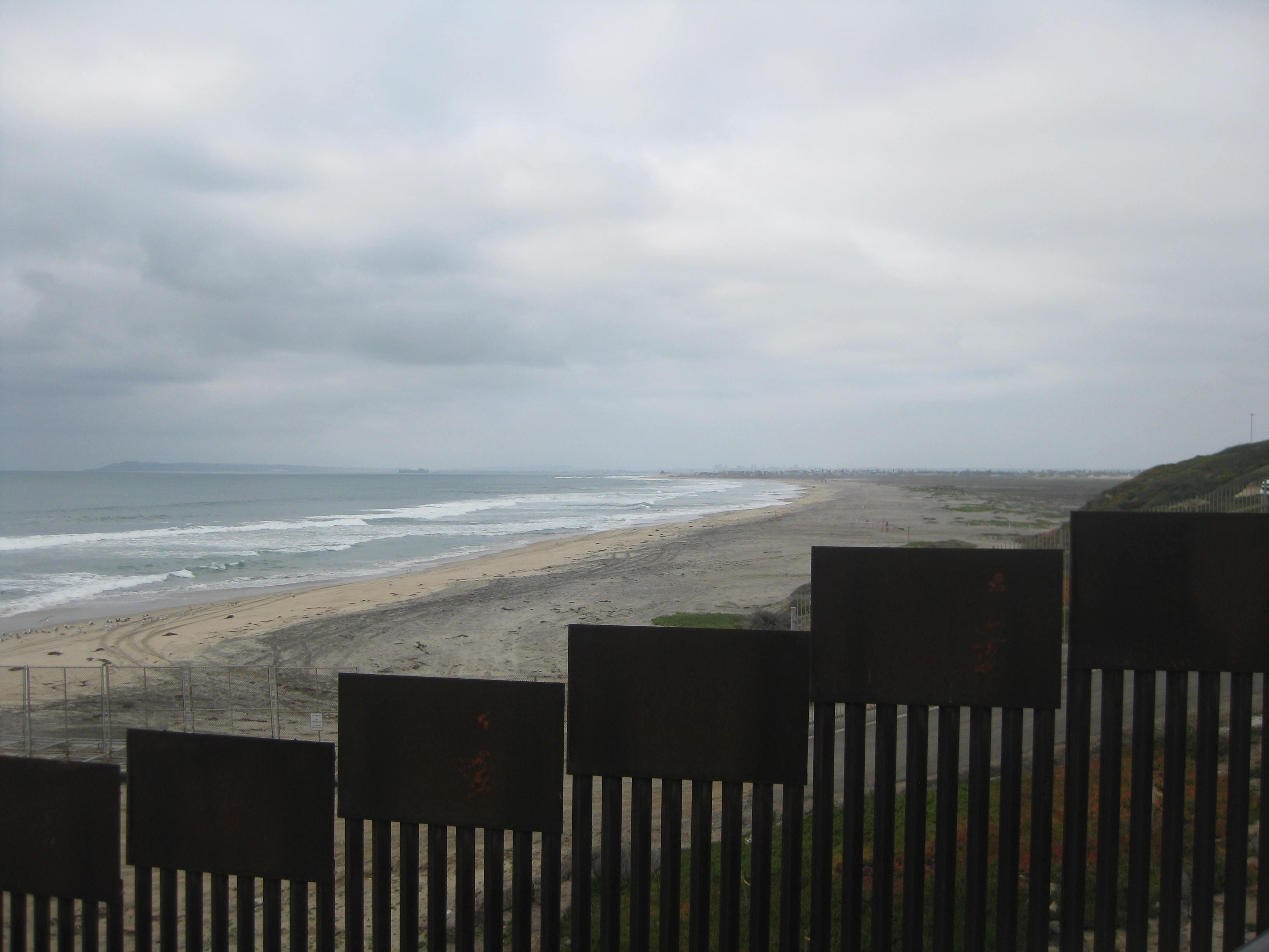 Border Beach