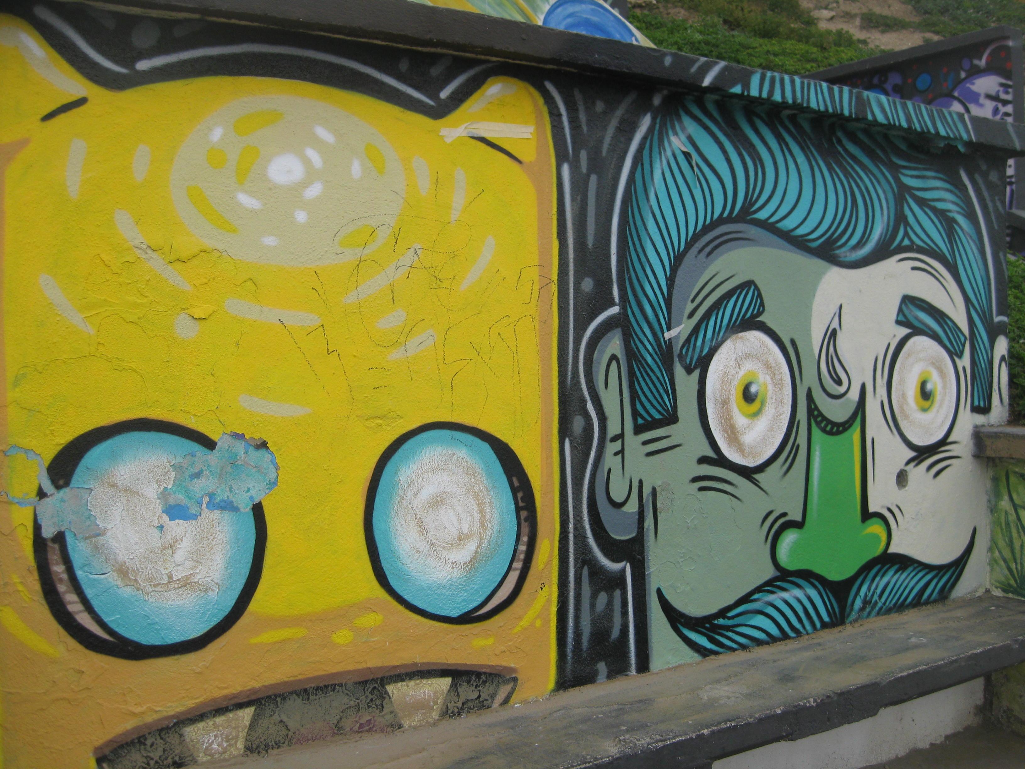 Tijuana Street Art 2