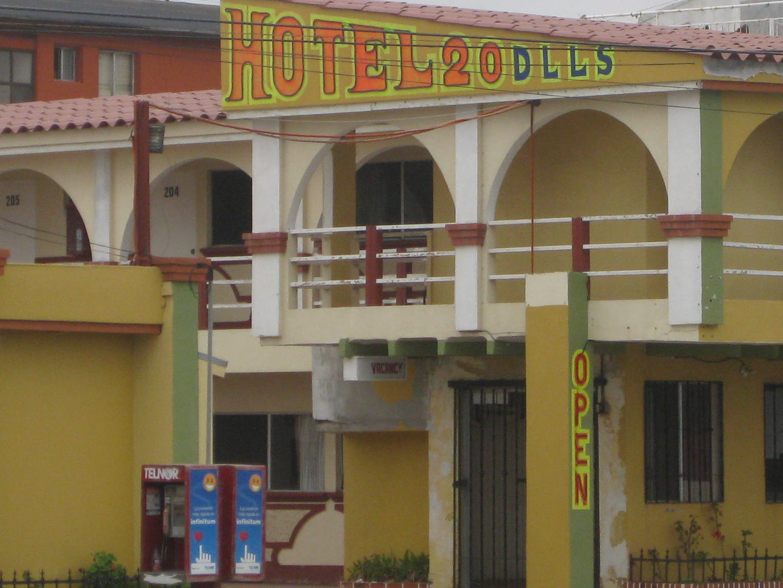 Twenty Dollar Hotel