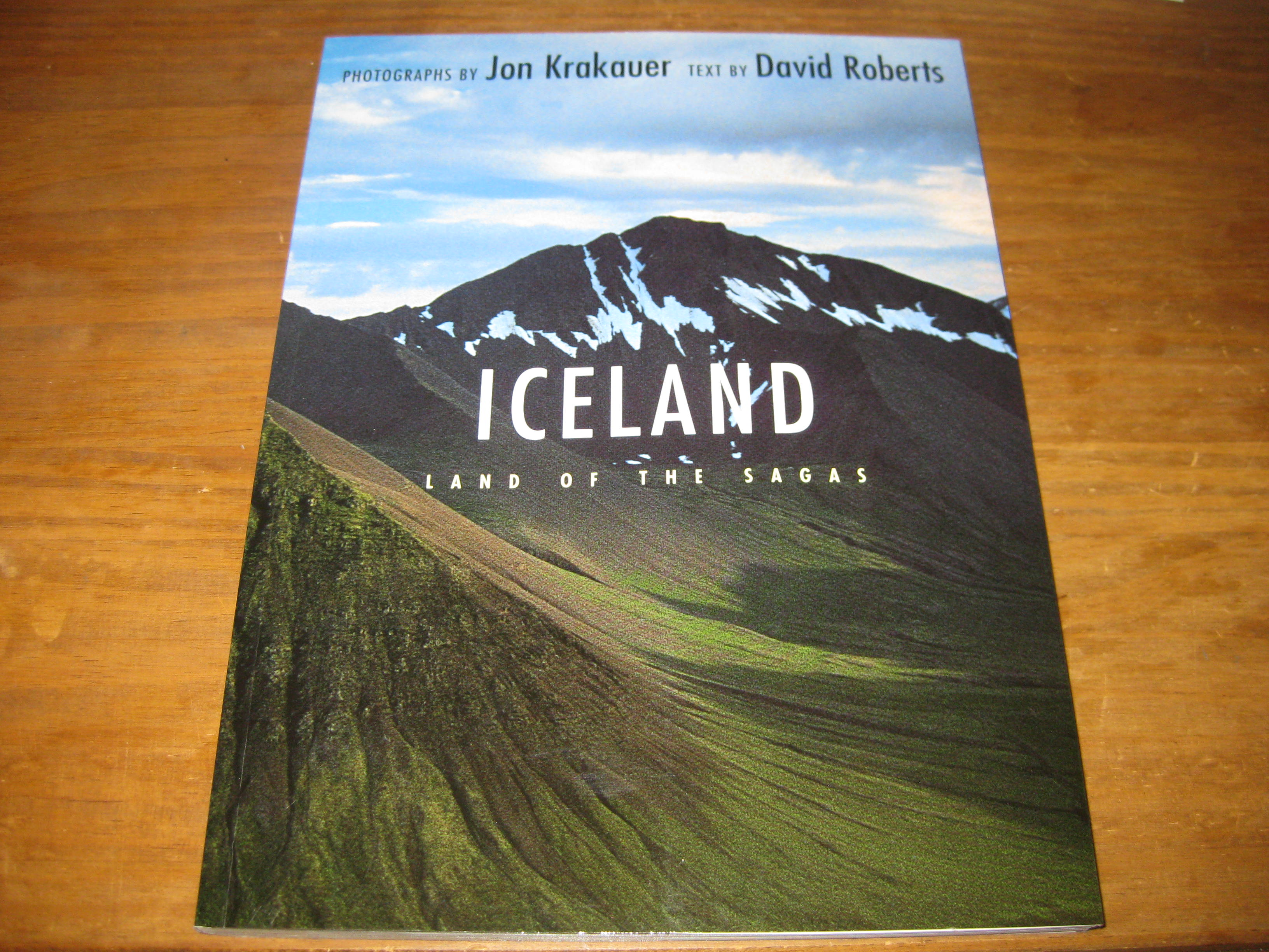 Iceland Book