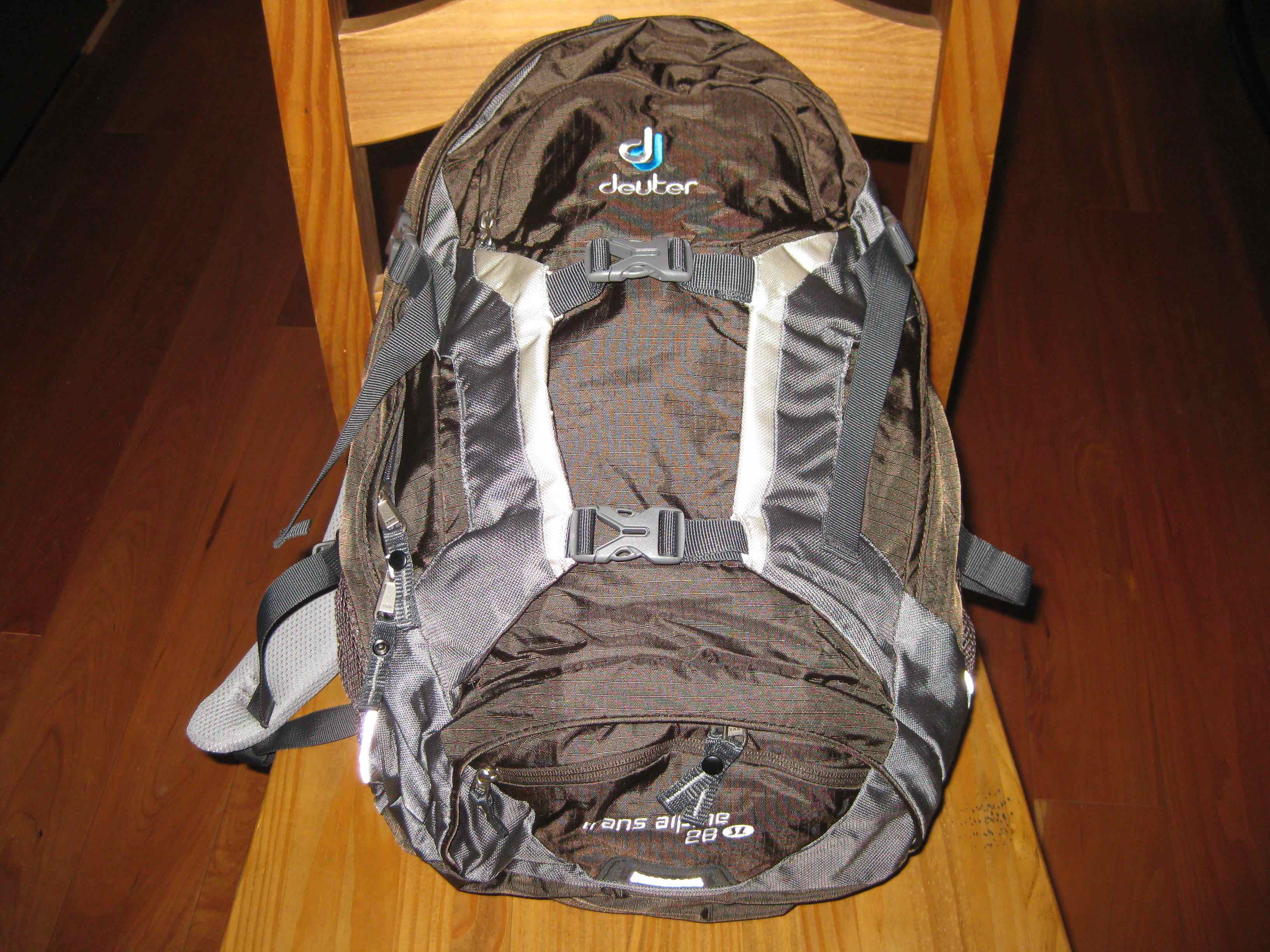 Deuter Back Pack