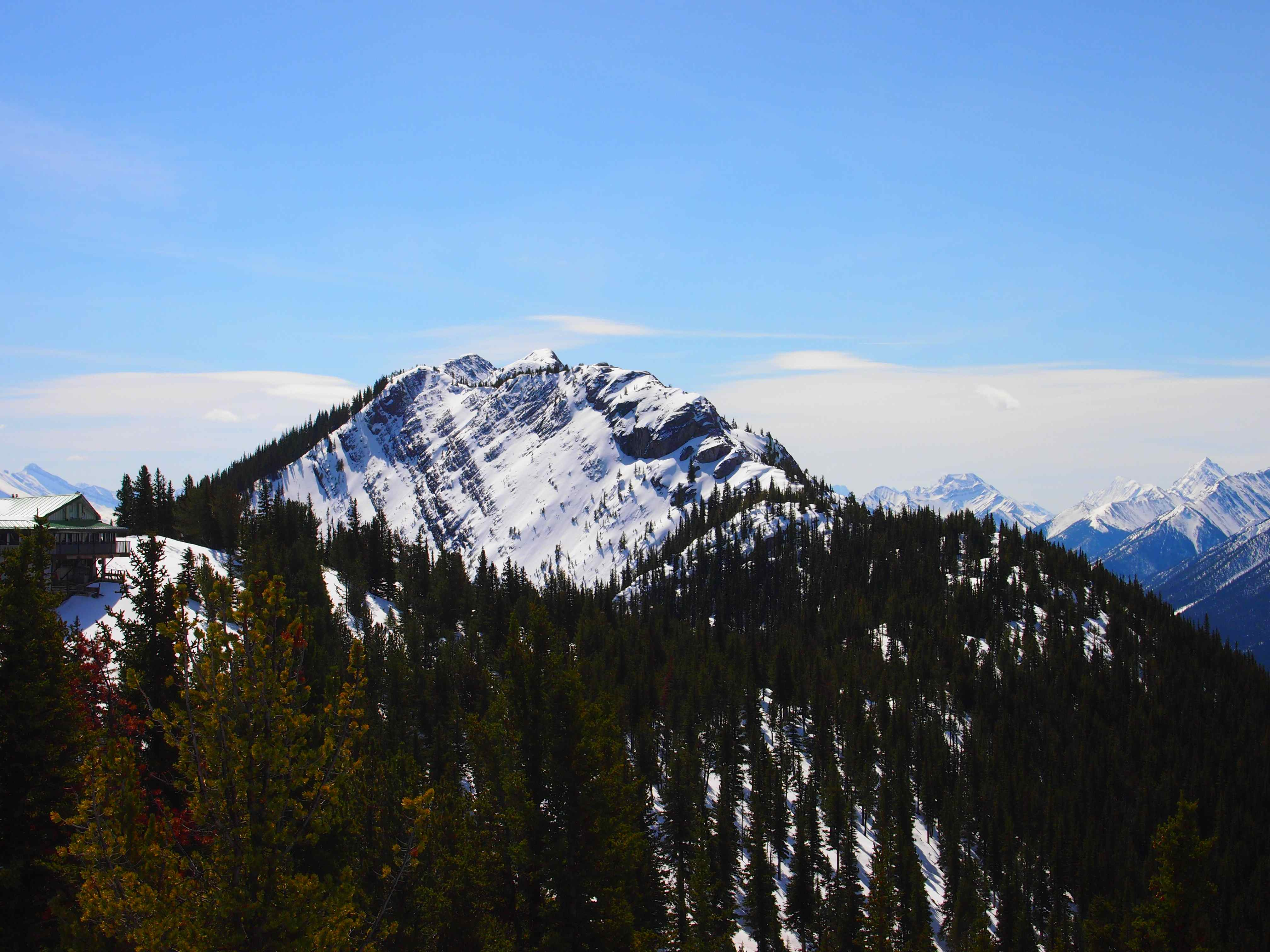 Sulphur Mountain 3