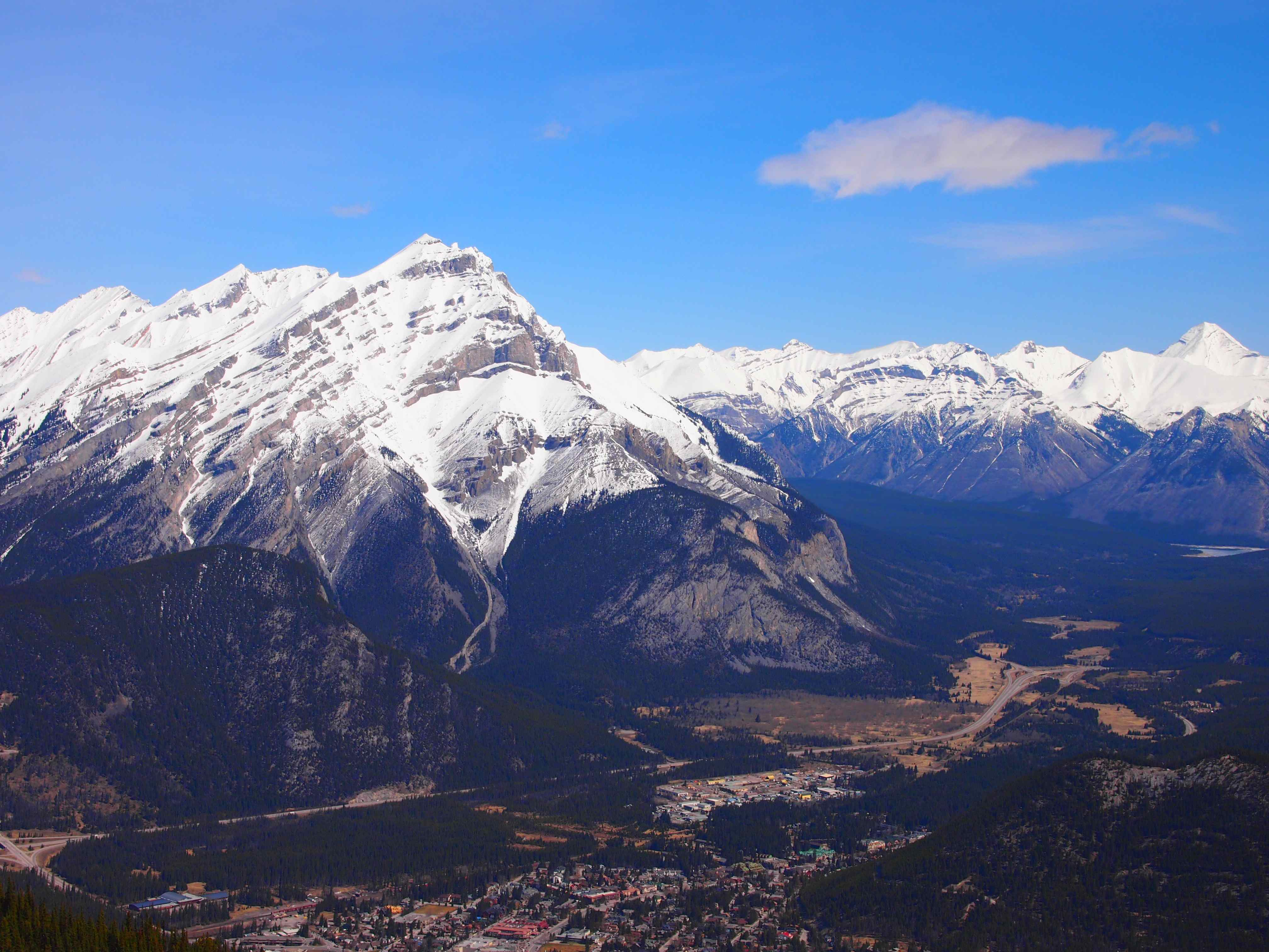 Sulphur Mountain 5