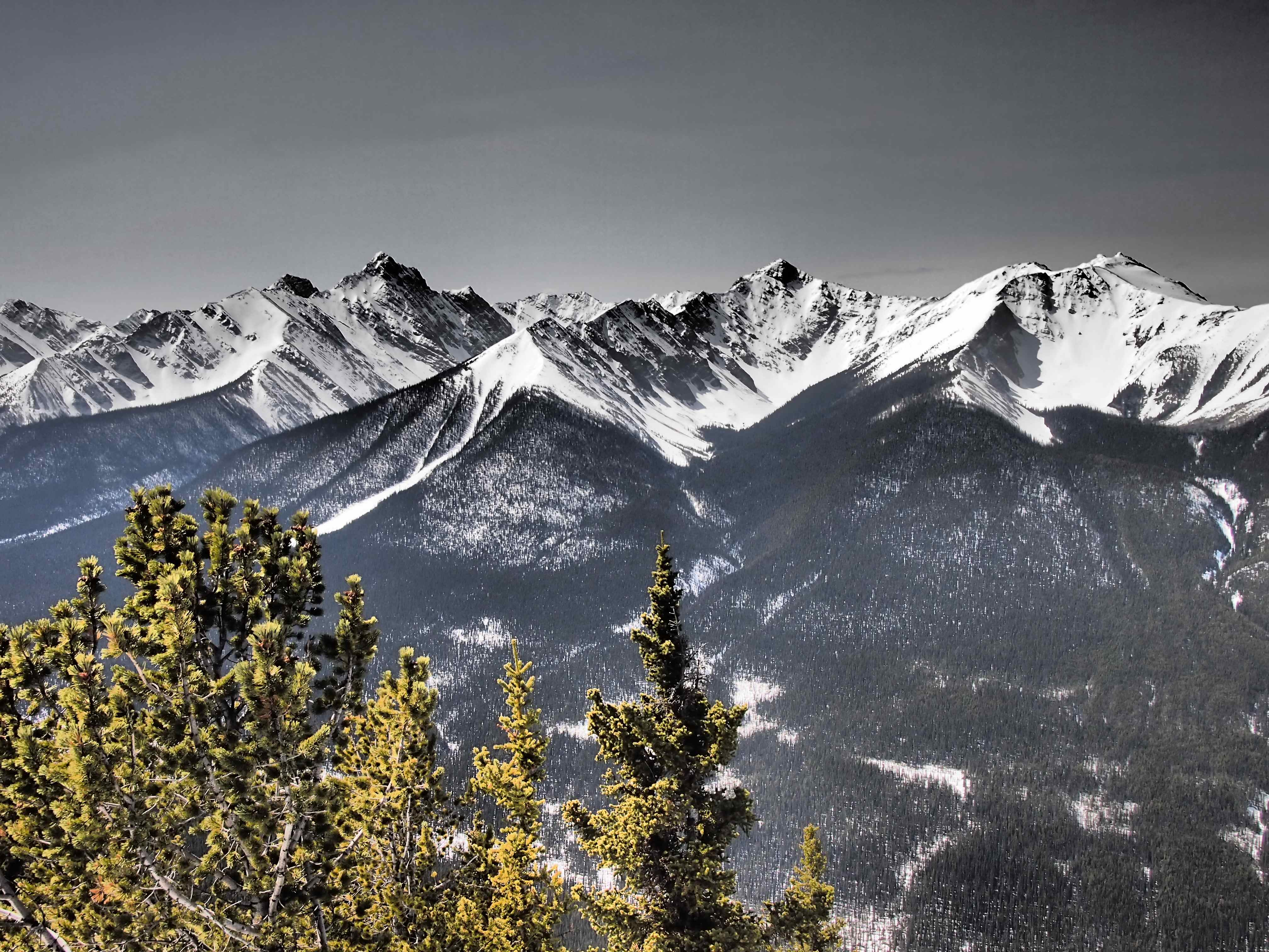 Sulphur Mountain Dramatic 1