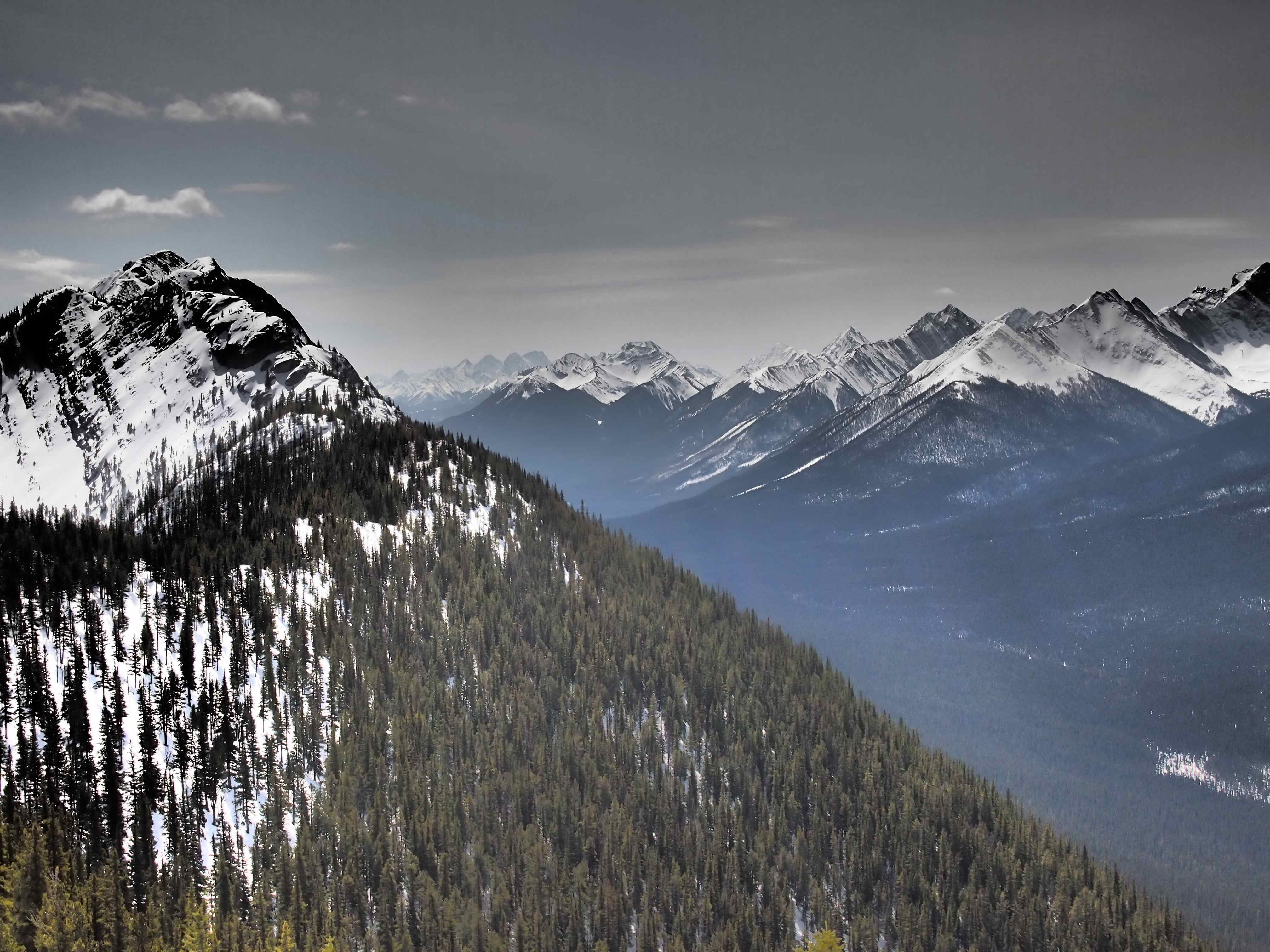 Sulphur Mountain Dramatic 2