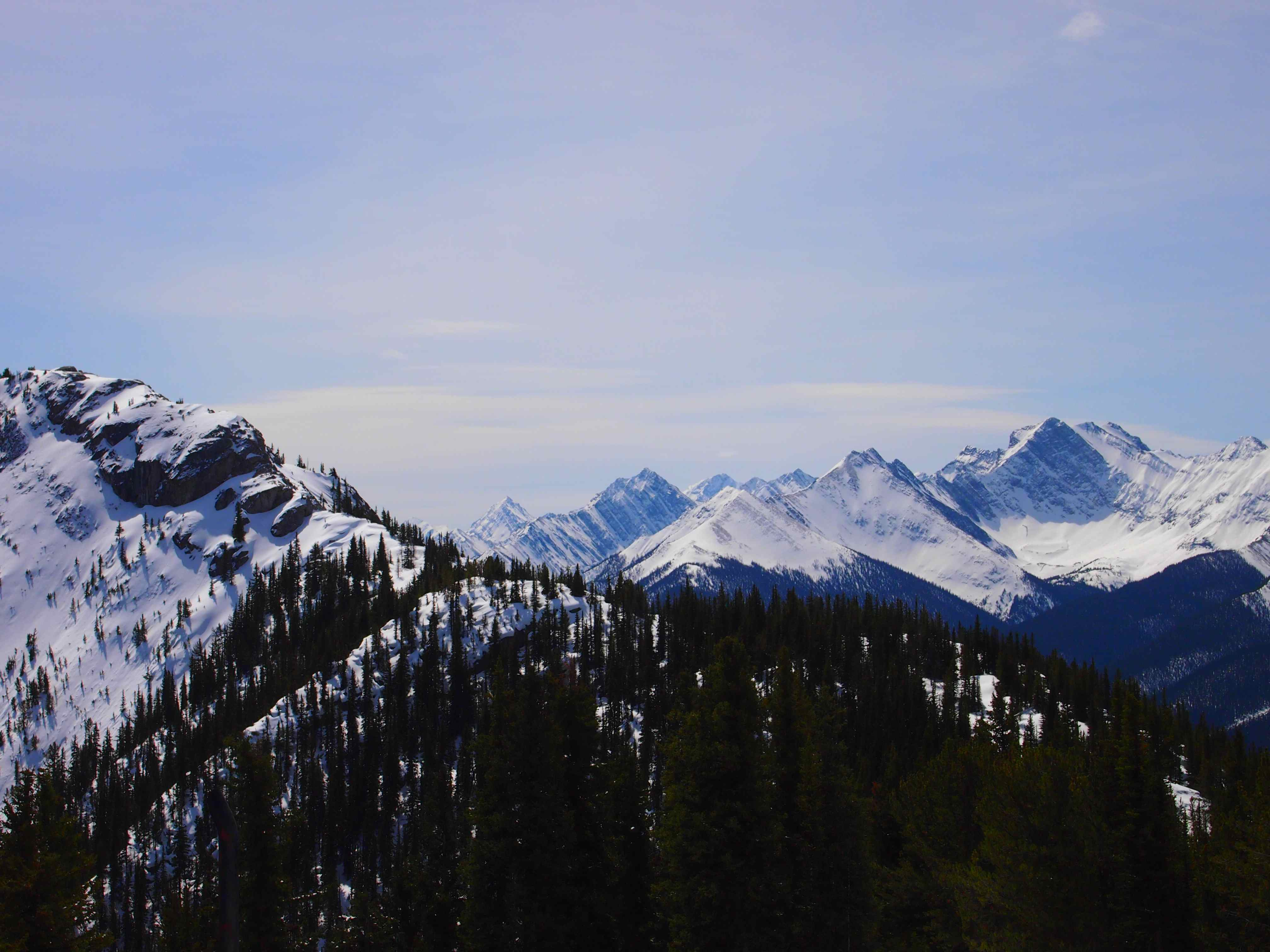 Sulphur Mountain 7