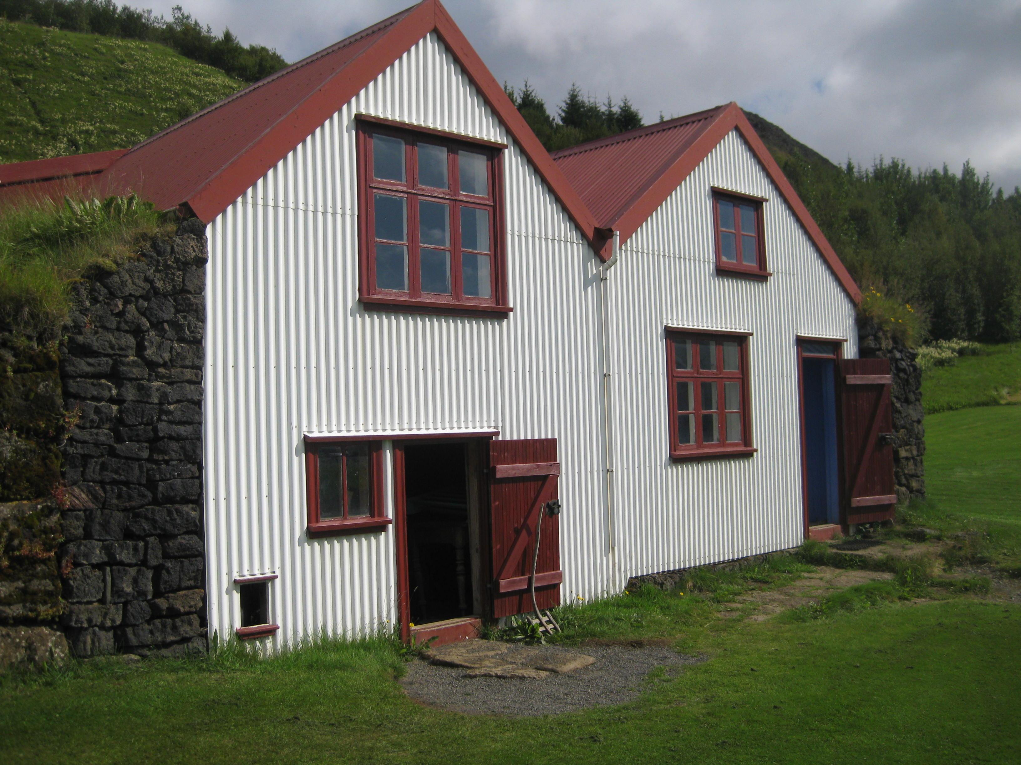 Skogar Museum 7