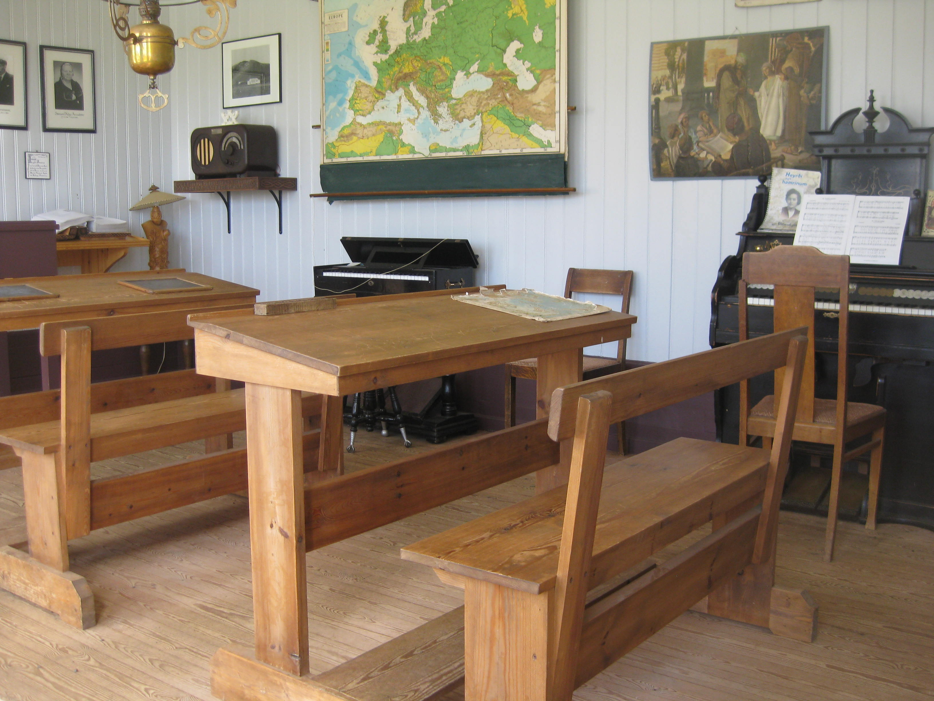Skogar Museum 10