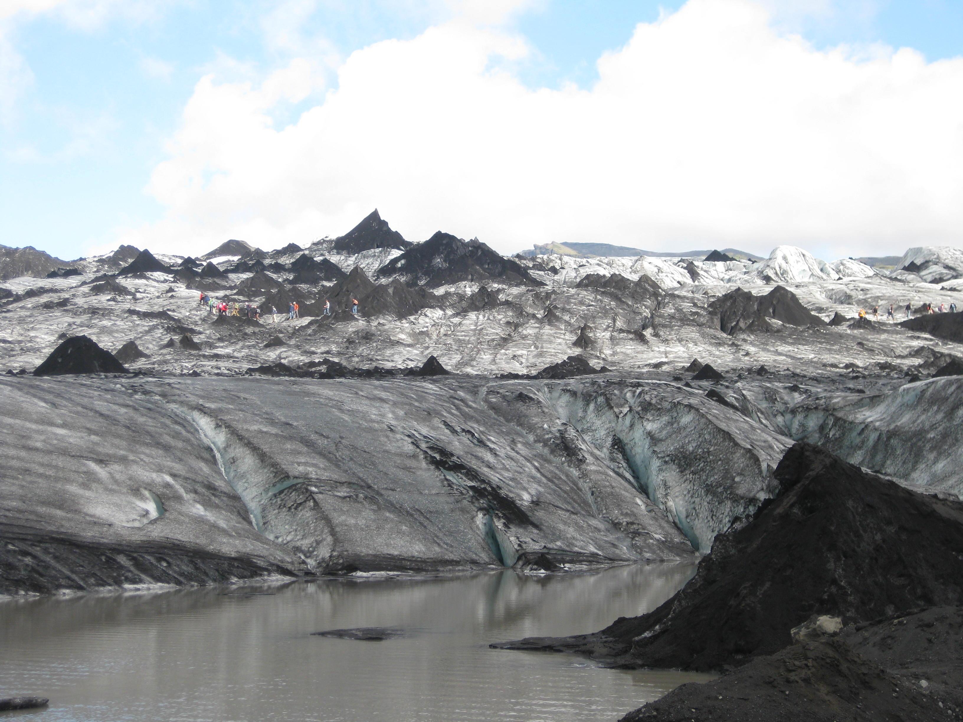 Sólheimajökull Glacier 11