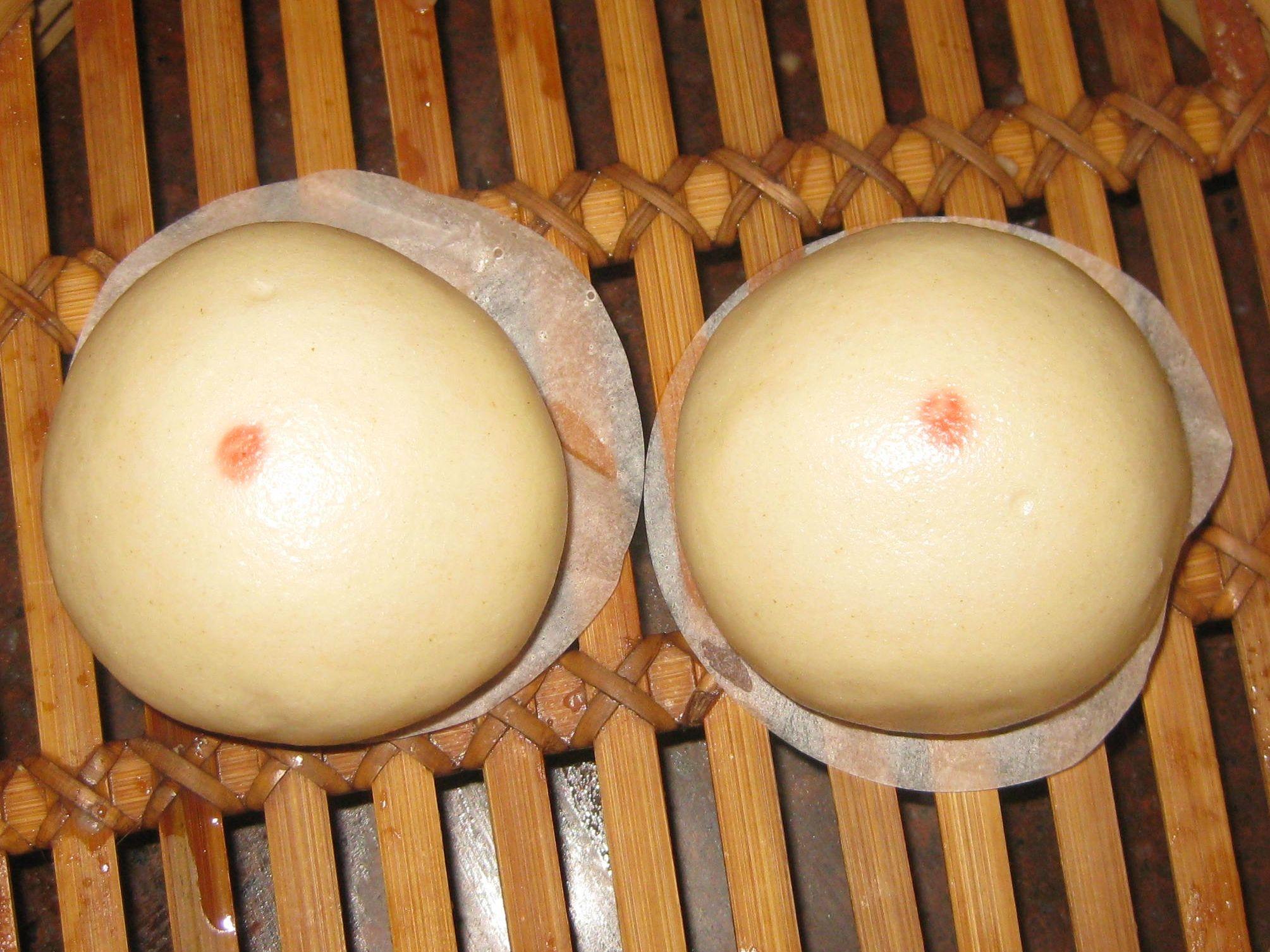 Sweet Taro Buns