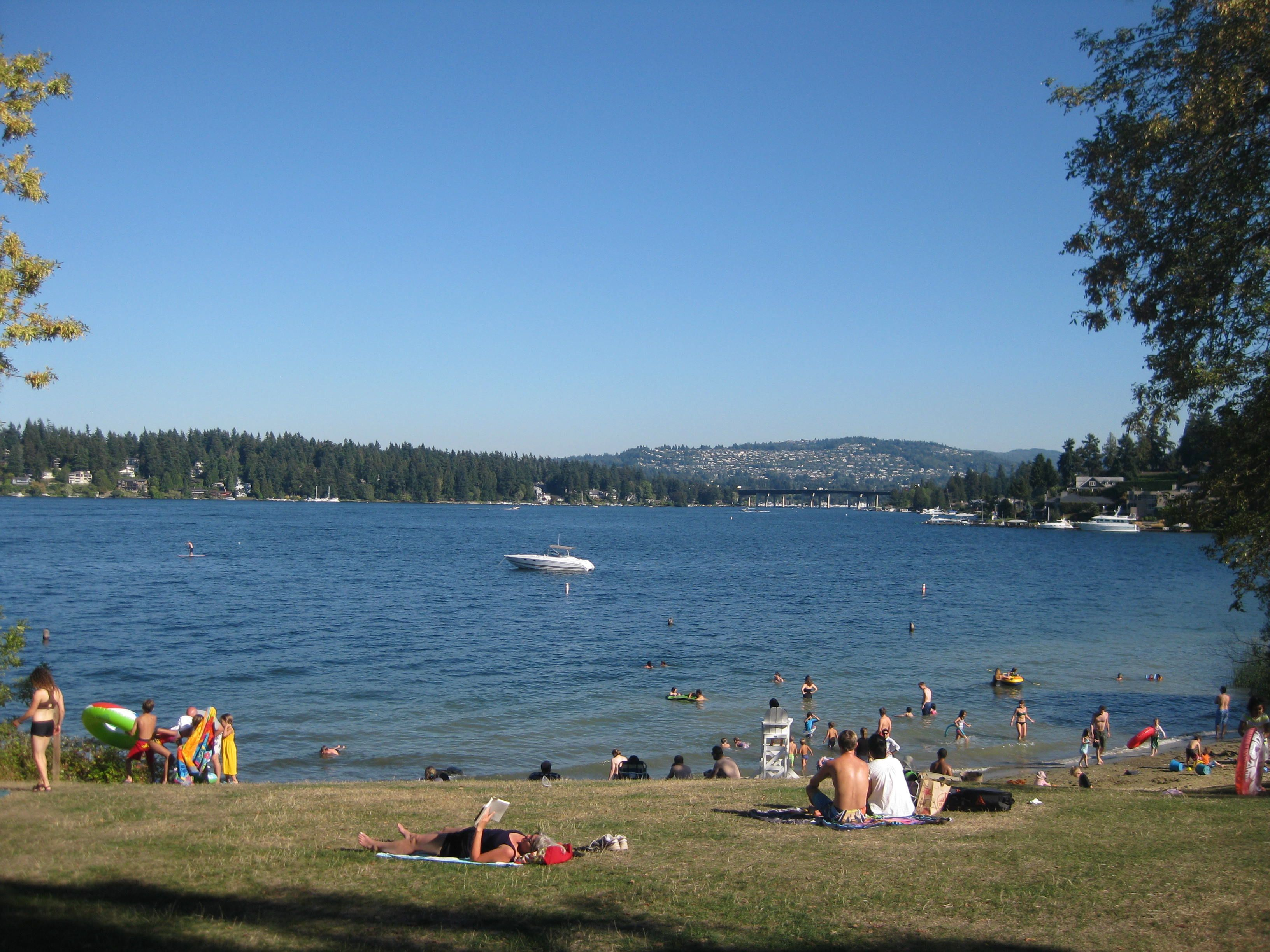 Luther Burbank Park - Beach